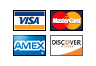 payment options, cards and paypal
